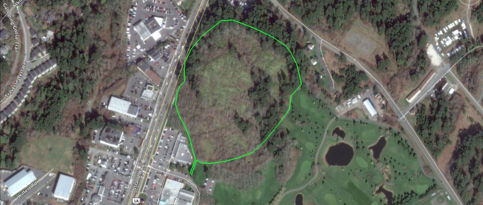 Run course map.